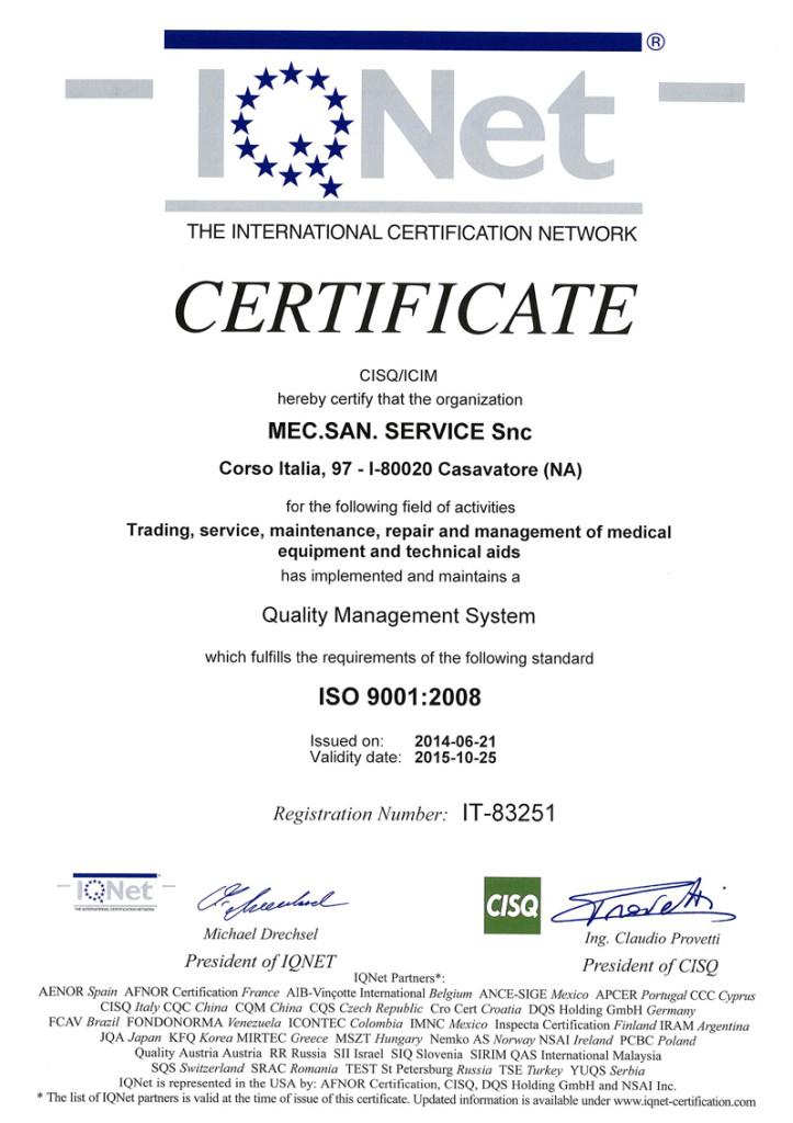 MecSan-Service-CISQ-ICIM